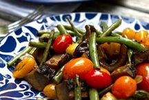 Gluten free Veggies and side dishes / by Lisa Fox