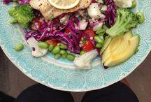 Healthy Dinner / Healthy lunch & dinner ideas