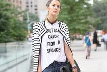 New York City Chic / The looks that define New York City Style.
