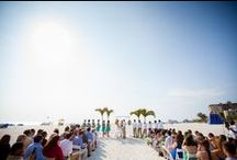 Weddings at the Grand Plaza St Pete Beach / Weddings at the Grand Plaza St Pete Beach, FL Captured by Kimberly Photography www.kimberly-photography.com