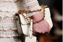 Pull The Chains / Bold Statement Chain Bags