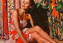 Aloha Hawaii / #1950's #vintage #hawaii #retro #aloha