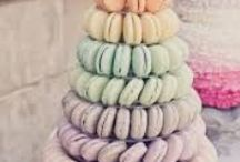 Wedding ideas - pastels / A selection of wedding images
