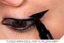 makeup & beauty tutorials / by Heidi Sanchez