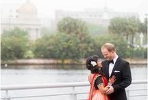 Weddings at the Sheraton Tampa River Walk / Modern/luxury weddings/events that are held at the Sheraton Tampa River Walk in Downtown Tampa, Florida