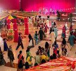 Weddings at India Cultural Center / Weddings at India Cultural Center, Tampa, Florida, Indian Wedding events, Garba