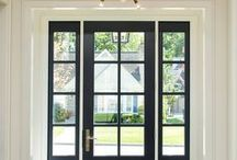Front doors / Find inspiration and tips on creating your dream door!