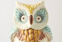 • Owls • / by Forth and Wild