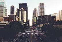 ♡ Los Angeles ♡ / by Forth and Wild