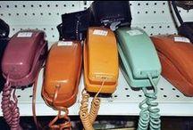 ♡ Vintage Phones ♡