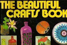 Retro Arts and Crafts / Macrame, batik, Mod Podge and the like...  / by Karen Harlan