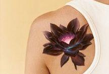 Tattoos / by Carol Carmelita Sunshine