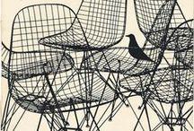 Chair affair / Pull up a chair! / by Karen Harlan
