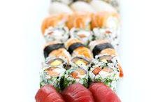 • Sushi •