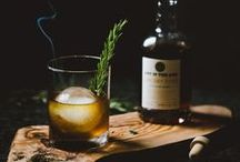 AITA Drink Recipes / Art In The Age spirits ROOT, SNAP, SAGE, and RHUBARB mixed into seasonal and year-round cocktails that go down easy.