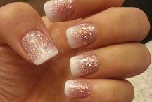 Nails. / by Brennan Martin (Miller)