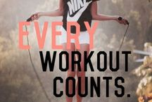 Fitness. / by Brennan Martin (Miller)
