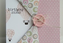 Handmade Cards, Get the Rubber Stamps Ready 2nd Board / by Nancy Ed