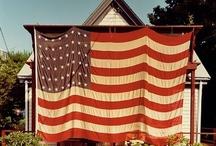 Patriotic / God bless America, land that I love... / by Karen Harlan