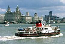 #Liverpool / You'll never walk alone in my home town, #Liverpool. @davidjhardman / by David Hardman