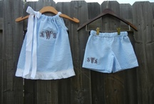 Sewing for kids / by Misty Pack