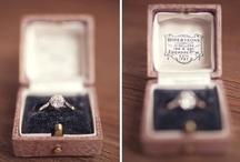 Vintage Jewellery Inspirartion Board