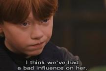 Harry Potter / by Becca Lamb