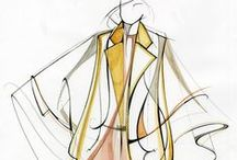 ◊ Fashion Illustration ◊ / by Forth and Wild