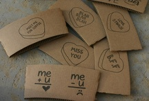 Don't Forget It's Valentine's Day / Gift ideas for valentine's day ....