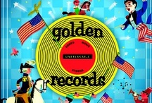 American Patriotic Kids Songs / Golden Records teaches children to express pride in our nation with 20 beautifully orchestrated, traditional patriotic songs and flag-waving anthems for the whole family to enjoy.  / by Golden Records