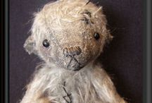 Old Bears / Yeh.....I know they're not all old... / by Joanne Eather