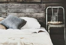 Sleep Sanctuary / Creating sacred space for sleeping using the most comfortable beds, fabrics & pillows and anything organic that's soft and eclectic!  / by ERGOVEA