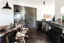 Kitchen / Kitchen, spaces, utensils, products