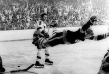 Hockey, Hockey & More Hockey / Hockey, Hockey, Hockey. / by Stan Davis
