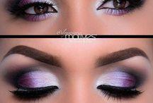 Makeup. / by Brennan Martin (Miller)