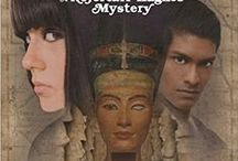 DIADEM OF DEATH (Nefertari Hughes Mystery Series #2) / An unexpected trip back to Egypt with her archaeologist father reunites Terry with her first crush, Awad—all grown up and an expert in hieroglyphics. She learns the team is searching for Cleopatra's diadem, a golden crown believed to possess powers of immortality. But deadly sabotage blurs the line between ally and enemy. Now Terry has to figure out who wants the diadem badly enough to kill — because one wrong step could mean the difference between discovering a tomb or being buried in one.