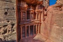 Moyen-Orient : les plus belles destinations / Notre sélection des destinations de rêve au Moyen-Orient.