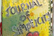 Art Journal / by TheRaggedEdge