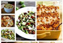 Thanksgiving Recipes and Crafts / Thanksgiving Recipes, Thanksgiving Crafts / by Slap Dash Mom (social media + blogging)
