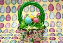 Easter Recipes and Crafts / Easter Recipes and Crafts / by Slap Dash Mom (social media + blogging)