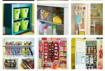 Organizing Ideas / Organizing Ideas / by Sadie Lankford