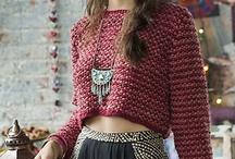 knit knit knit / by Ayesha Al-Akhdar
