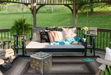 Outdoor Items - Swiss Country Lawn & Crafts / Outdoor furniture that we carry and other outdoor products we have here in our little store in Sugarcreek, Ohio