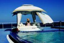Poolside with TUUCI
