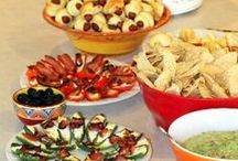 Appetizers / by Becky Estep