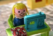 coser / Un dia,  de verdad si voy a  coser!   ;) / by Alejandra G.