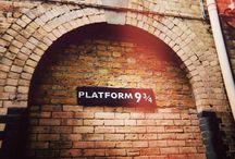 || hogwarts || / by Tabitha