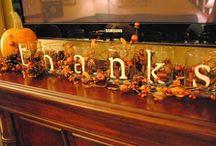 Holiday: Thanksgiving / by Cheryl Ebbinghaus