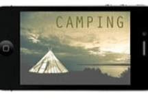 Camping...Luxurious camping / Project: creating a rustic lodge/hunting theme in a travel trailer. Lay down vinyl wood flooring, spruce up walls & cabinets, recover upholstery in Pendleton blanket and decorate with anything with a vintage rustic lodge feel!  Oh, I can't wait to start. / by Krista Wisner