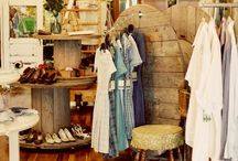 Flea markets, displays, business ideas / by Angel Dye